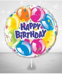 Happy Birthday Balloon 02