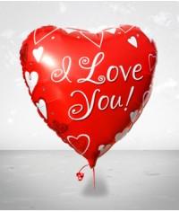 Heart Balloon 01